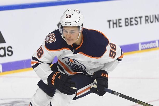 Jesse Puljujärvi ei pelaa Edmonton Oilersissa enää. Näin linjasi 21-vuotiaan agentti aiemmin.