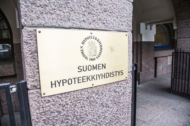 Asuntomarkkinoiden luotottajan, Suomen Hypoteekkiyhdistyksen mukaan asuntomarkkinoilla on nousukausi.