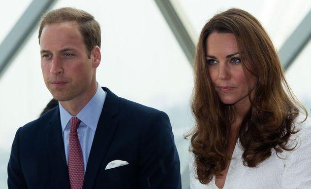 Prinssi William ja Catherine haastoivat ranskalaislehden oikeuteen yksityisyyden loukkaamisesta.