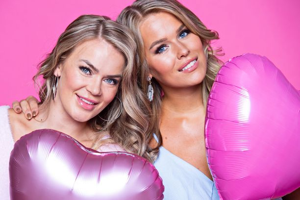 Rosanna Kulju ja Sara Sieppi ovat molemmat Lapista ja tienneet toisensa pitkään. Tuttavuus syveni ystävyydeksi, kun Kulju muutti Helsinkiin.