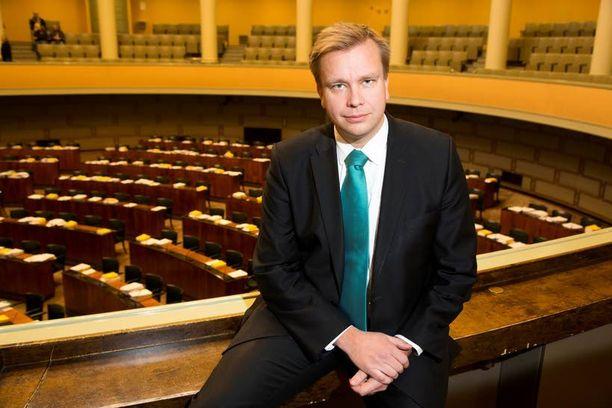 Keskustan kansanedustaja Antti Kaikkonen pitää Itämeri-yhteistyön vaarantavia Venäjä-pakotteita järjenvastaisina.
