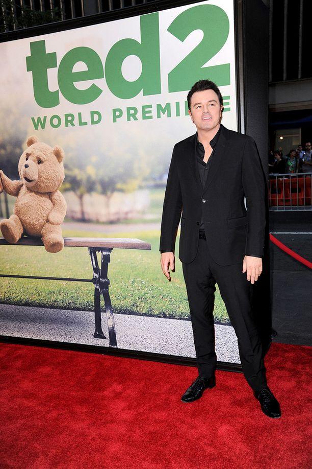 Ted 2 -elokuva tuli kesällä ensi-iltaan.