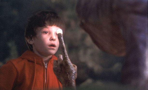 E.T. -elokuva sai ensi-iltansa tasan 35 vuotta sitten.