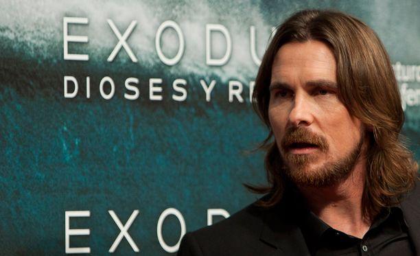 Christian Bale tähdittää kiisteltyä elokuvaa.