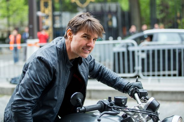 Tom Cruise mursi nilkkansa tuoreimman Mission Impossible -elokuvan kuvauksissa.