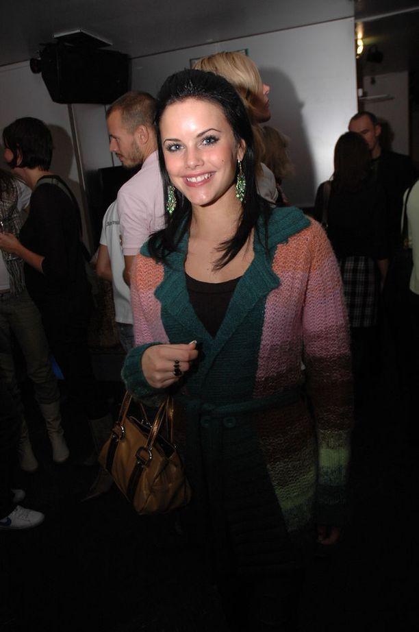 New Yorkissa Sofia työskenteli joogaohjaajana, Tukholmassa mallina.