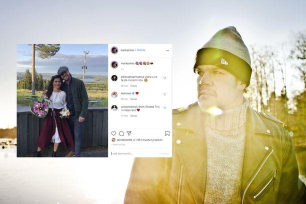 Sofia Arasola ja Siim Liivik ovat olleet julkisuudessa vaitonaisia suhteestaan.