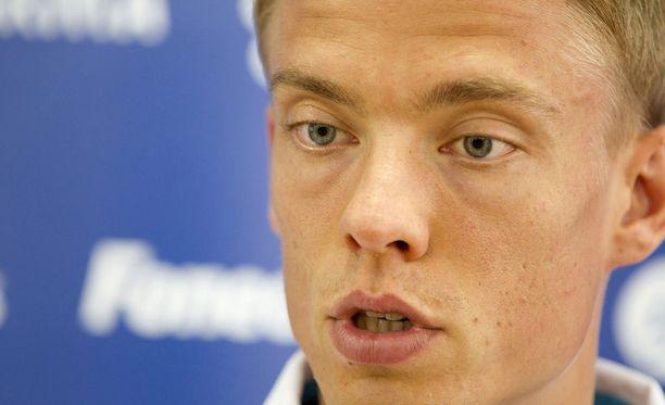 Jukka Keskisalo toimii Urheiluliitossa.