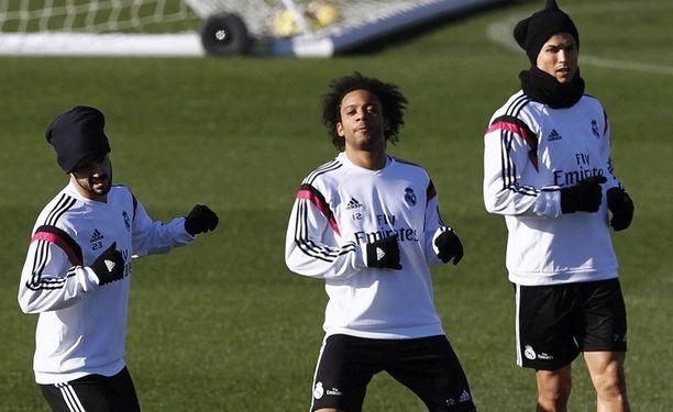 Real Madrid yrittää voittaa ensimmäisen seurajoukkueiden MM-tittelinsä.