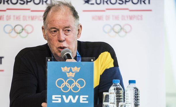 Wolfgang Pichler ei ole tyytyväinen urheilijoidensa tilanteeseen.