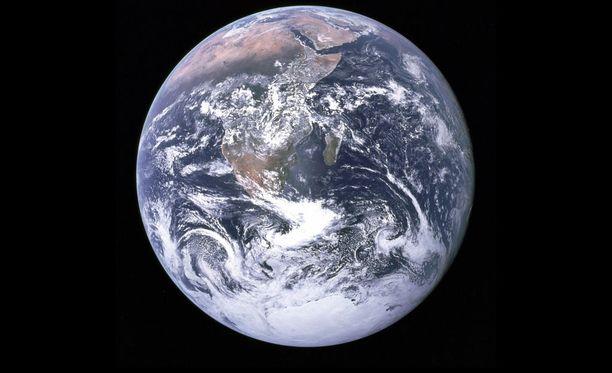 Maan pyöreys on todettu yli 2000 vuotta sitten.