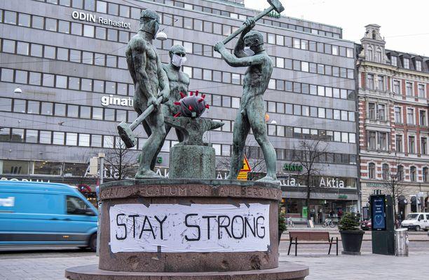 Suomen huoltovarmuusvarastot keräävät nyt kehuja maailmalla.