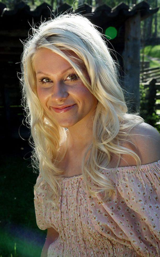 Kristiina Brask aloitti uuden levynsä teon jo kesän kynnyksellä.