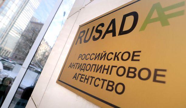 Maailman antidopingneuvosto Wada palautti Rusadan toimivaltuudet viime vuonna.