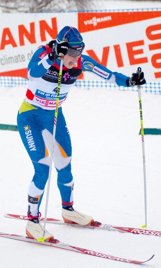 Tour de Ski jätti sen verran hampaankoloon, että Otepäässä hiihdon pitäisi taas kulkea.