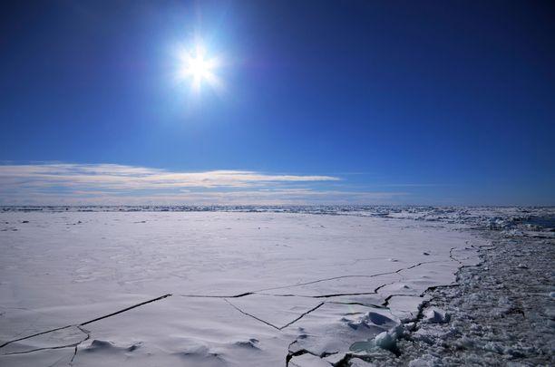 Etelämantereen ylle eteläisen pallonpuoliskon kevään aikana muodostuva otsoniaukko on havaittu vuodesta 1985 lähtien.
