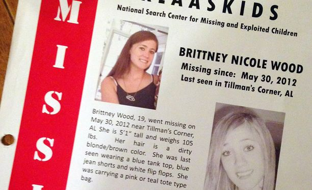 Brittney Woodin katoamisesta alkanut tutkinta johti seksirikosten jäljille.
