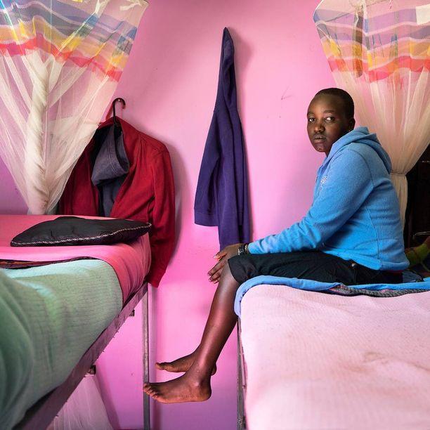 Monet turvakodin tytöistä kertoivat kaipaavansa kotiin ja ikävöivänsä perhettään, vaikka olivatkin valinneet toisin.