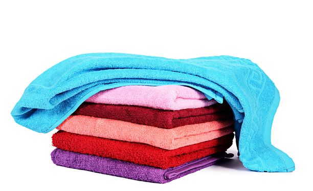 Pyyhkeet tulisi pestä aina vähintään 60 asteen pesuohjelmalla, jotta ne puhdistuvat kunnolla.