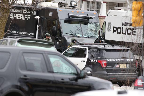 Yhdysvalloissa Milwaukeessa on menehtynyt ainakin seitsemän ihmistä ammuskelussa.