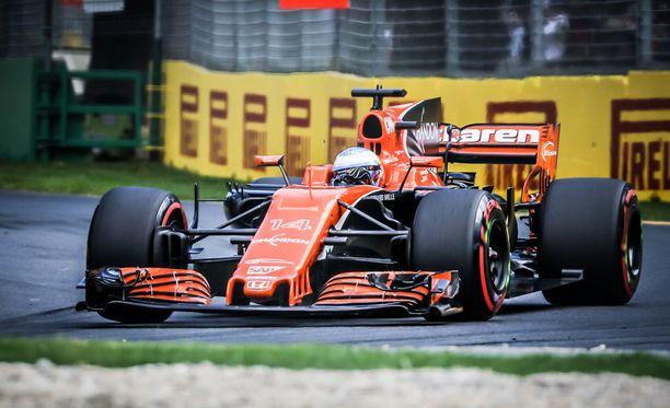 McLaren-kuski Fernando Alonso on osoittanut tyytymättömyytensä nykytilanteeseen.