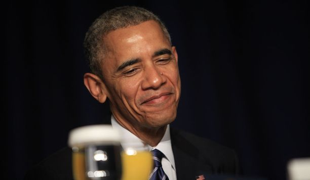Barack Obama on lomaillut jätettyään presidentin tehtävät tammikuussa.