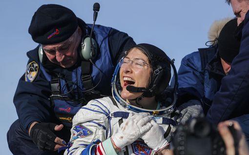 Astronautti palasi 11 kuukauden avaruusmatkalta, kotona odottava koira ilahtui – videolla sekoava lemmikki lähti viraaliksi