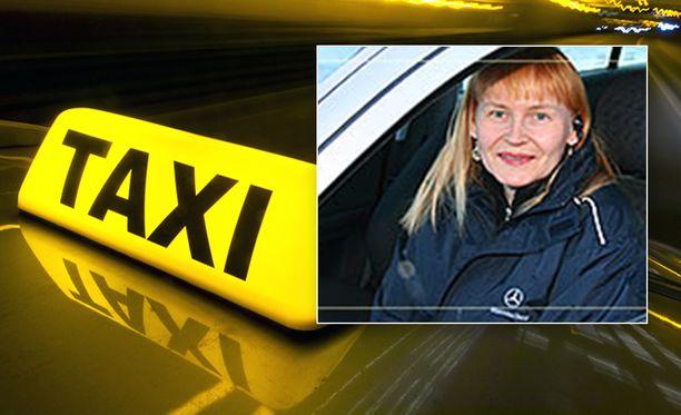 Kilpisjärven Taksin taksiyrittäjä  Elli-Maria Kultiman mukaan Kela-kuljetusten kilpailuttamisen säästövaikutus on ainakin Lapissa kyseenalainen.