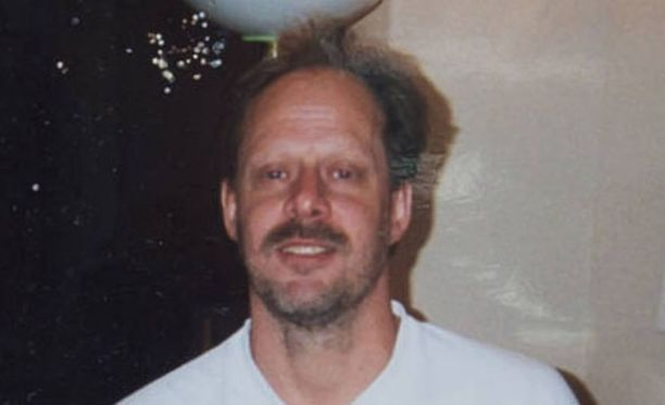 Stephen Paddock tappoi 58 ihmistä ja haavoitti yli 500 henkeä Las Vegasissa. Lopuksi hän tappoi itsensä.