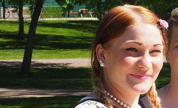 Sarita Eklund.