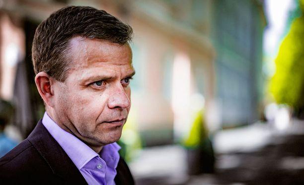 Petteri Orposta tulee varapääministeri.