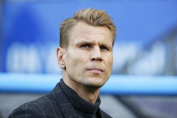 Toni Koskela ottaa ohjat HJK:ssa.