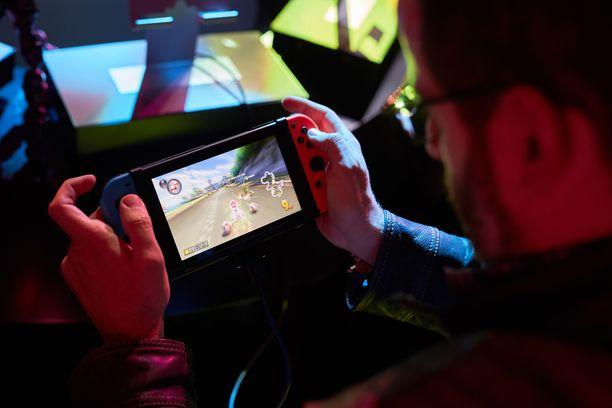 Nintendon Switch -konsolin myynti kaksinkertaistui maaliskuussa.