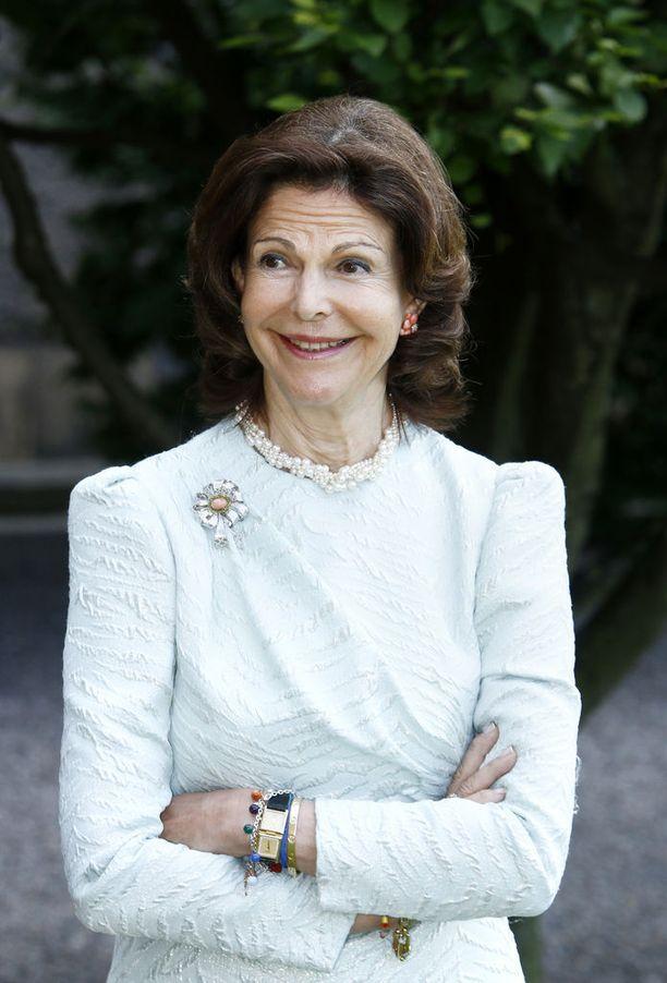 Silvia on kertonut julkisuudessa olevansa ylpeä kaikista lapsistaan.