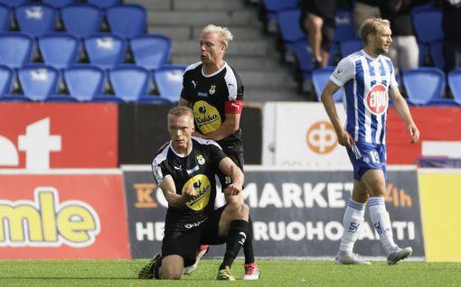 HJK ja KuPS tasasivat pisteet Veikkausliigan kärkiottelussa – TPS otti ensimmäisen voittonsa