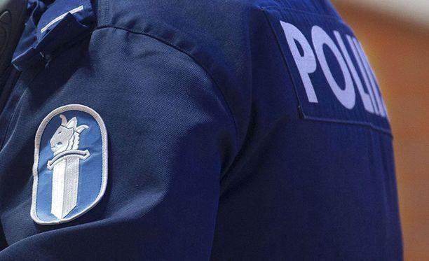 Poliisi tutkii Jyväskylässä tehtyä törkeää ryöstöä.