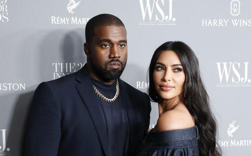 Kanye West ei nähnyt lapsiaan pääsiäisenä
