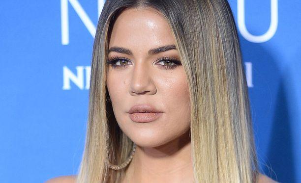Khloé Kardashian, 34, tuli tunnetuksi E!Rikkaaat Kardashianit -ohjelmasta. Kardashian on yhdessä koripalloilija Tristan Thompsonin kanssa ja pariskunnalla on keväällä 2017 syntynyt tytär.