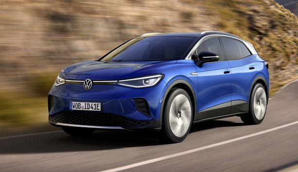 Volkswagen ID.4 1ST Edition avaa täyssähköisen tila-auton markkinat.