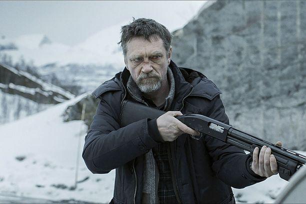 Ville Virtasen esittämä Lasse haluaa hyvittää menneisyytensä virheet kotimaisessa Lappiin sijoittuvassa hyytävän tehokkaassa trillerissä.