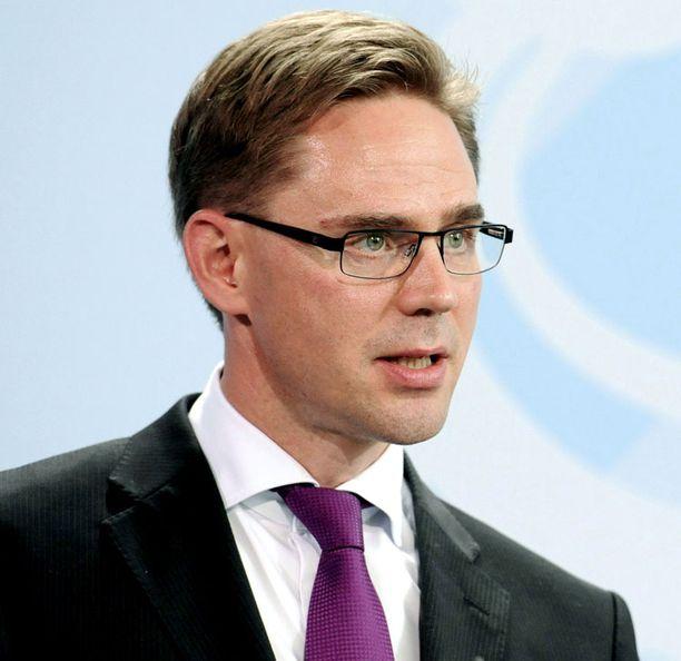PAHENTUNUT Pääministeri Jyrki Kataisen mukaan euromaiden tilanne on nyt vaarallisempi kuin eduskuntavaalien aikaan.
