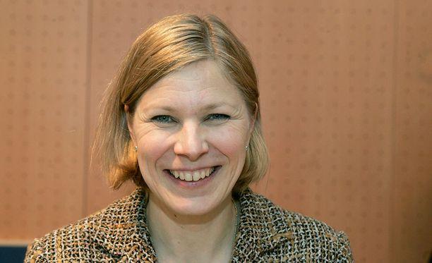 Kokoomuksen entinen kansanedustaja, olympiavoittaja Marjo Matikainen-Kallström toimii nykyään hallitusammattilaisena. Se ei estä häntä nostamasta sopeutumiseläkettä.