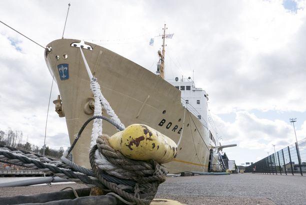 Vanhan ajan laivatunnelmaa hakevat voivat yöpyä täällä Turussa.