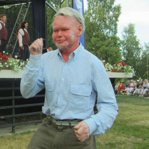 Ari Saarilammi oli Porissa tunnettu ja pidetty yhdistysaktiivi.