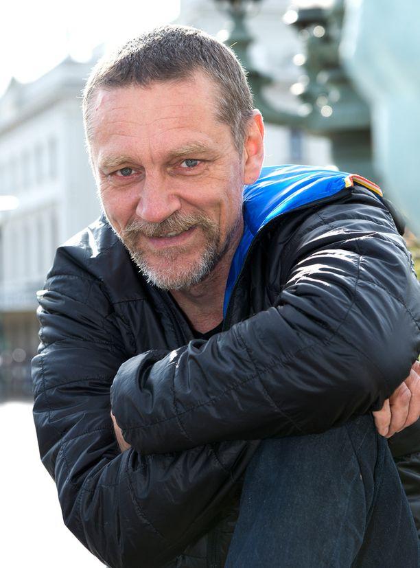 Ville Virtanen ei ole huolissaan isästään.