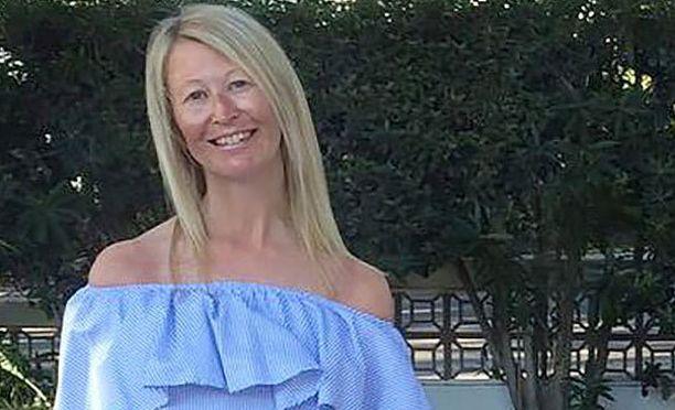 Leanne McKie, 39, oli kolmen 3-, 6- ja 11-vuotiaan lapsen äiti.