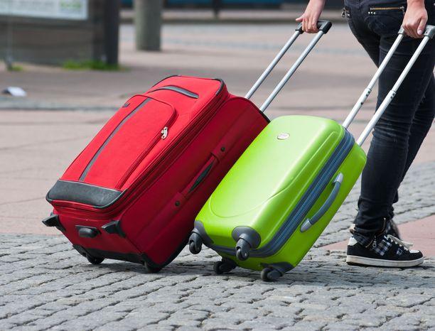 Suomeen voi 5. lokakuuta alkavalla viikolla matkustaa ilman rajoituksia muutamista maista. Kuvituskuva.