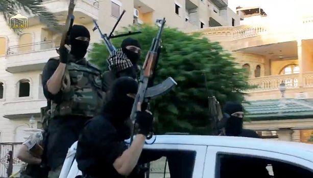 Isisin propagandavideoilla on yritetty rekrytoida taistelijoita Euroopasta.