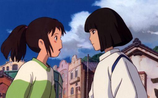 Ilouutinen faneille! Henkien kätkemä ja muut ylistetyt japanilaiset animaatiot saapuvat Netflixiin