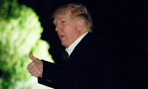 Donald Trump on loukannut Pohjois-Korean median mukaan maan johtajaa.
